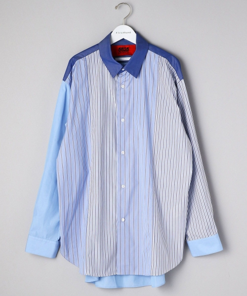 5525gallery×Firsthand MULTI STRIPE SHIRTS
