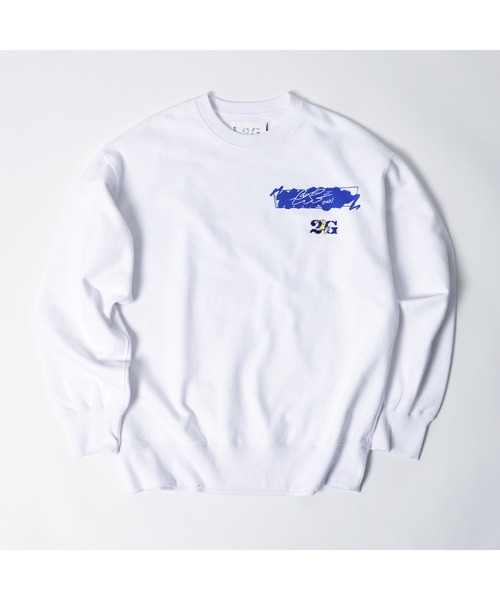 〈COIN PARKING DELIVERY×2G〉 CREWNECK SWEAT
