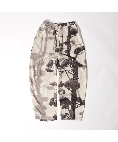 〈Ryohei Sasaki×P-ROOM THE WORLD〉 PYJAMA PANTS