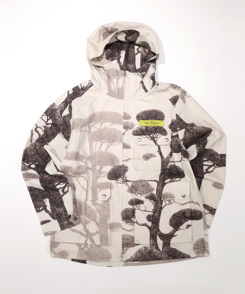 〈Ryohei Sasaki×P-ROOM THE WORLD〉 MOUNTAIN PARKA